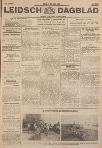 Leidsch Dagblad 1930-06-20