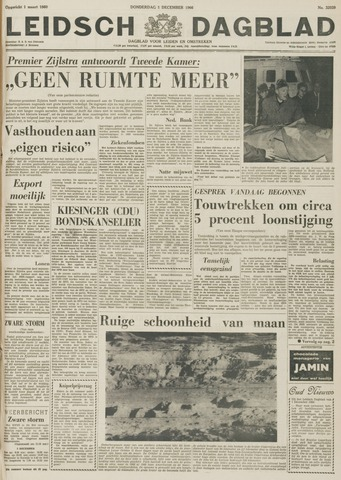 Leidsch Dagblad 1966-12-01