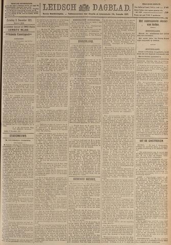 Leidsch Dagblad 1921-12-03