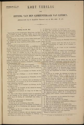 Handelingen van de Raad 1855-05-10