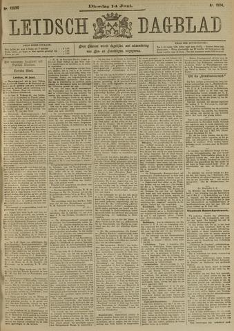 Leidsch Dagblad 1904-06-14