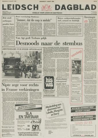 Leidsch Dagblad 1982-03-15