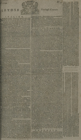 Leydse Courant 1744-04-17