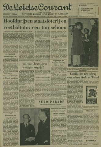 Leidse Courant 1964-10-21