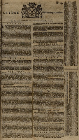 Leydse Courant 1777-11-26