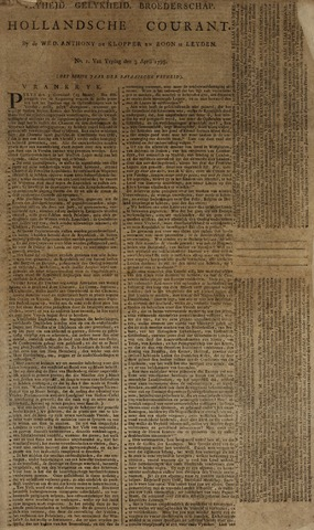 Leydse Courant 1795-04-03