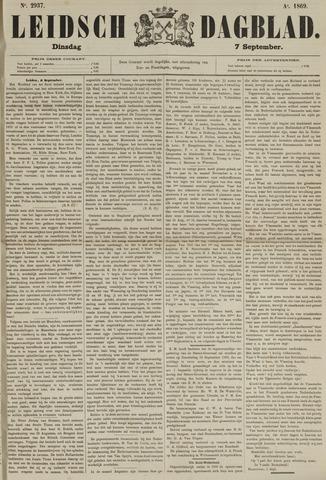 Leidsch Dagblad 1869-09-07