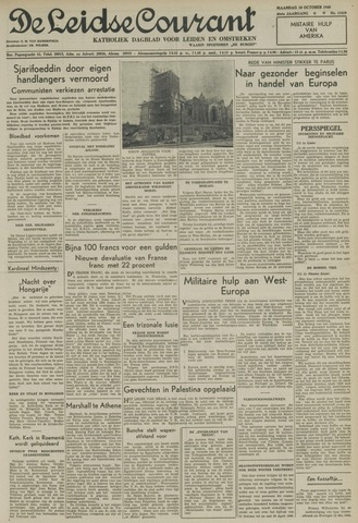 Leidse Courant 1948-10-18