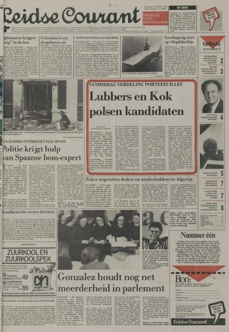 Leidse Courant 1989-10-30