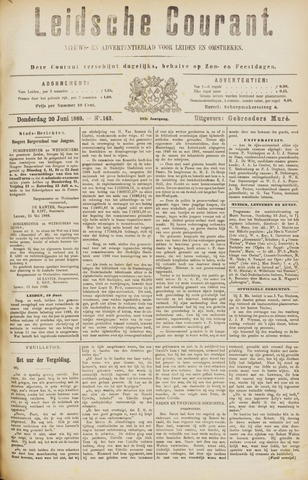 Leydse Courant 1889-06-20