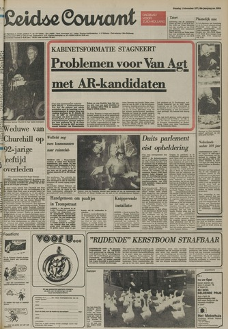 Leidse Courant 1977-12-13