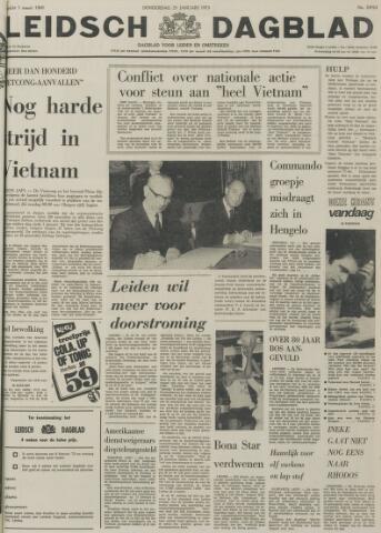 Leidsch Dagblad 1973-01-25