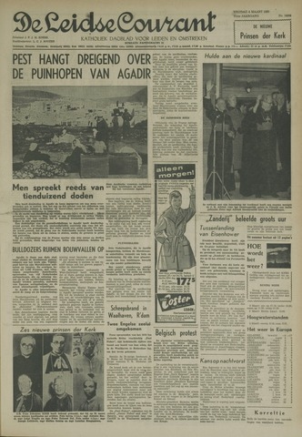 Leidse Courant 1960-03-04