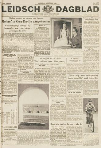 Leidsch Dagblad 1954-10-06