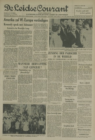 Leidse Courant 1963-06-25
