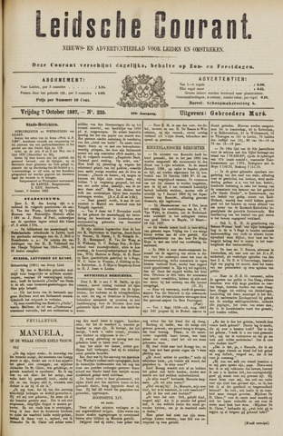 Leydse Courant 1887-10-07