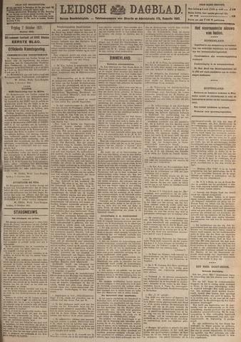 Leidsch Dagblad 1921-10-07