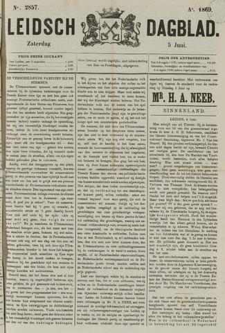 Leidsch Dagblad 1869-06-05