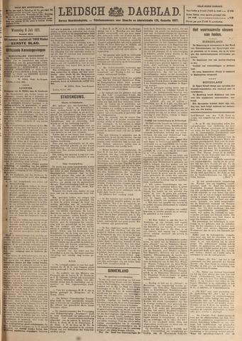 Leidsch Dagblad 1921-07-06