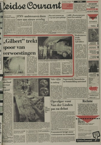 Leidse Courant 1988-09-14