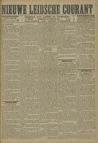 Nieuwe Leidsche Courant 1923-08-02