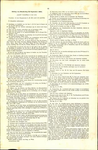 Handelingen van de Raad 1885-09-24
