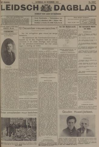 Leidsch Dagblad 1935-11-30
