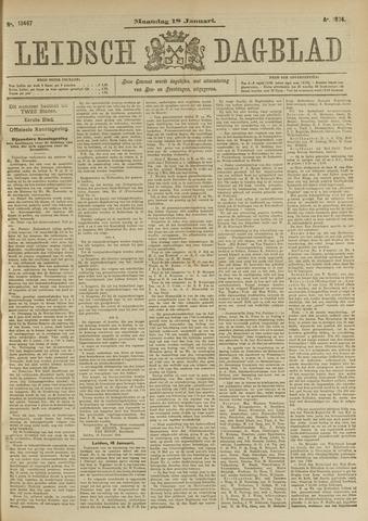 Leidsch Dagblad 1904-01-18