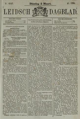 Leidsch Dagblad 1880-03-02
