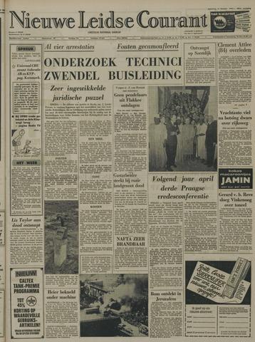 Nieuwe Leidsche Courant 1967-10-09
