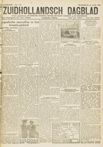 Zuidhollandsch Dagblad 1944-06-21
