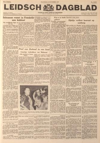 Leidsch Dagblad 1947-11-24