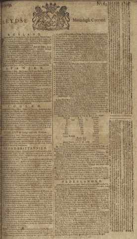 Leydse Courant 1765-05-27