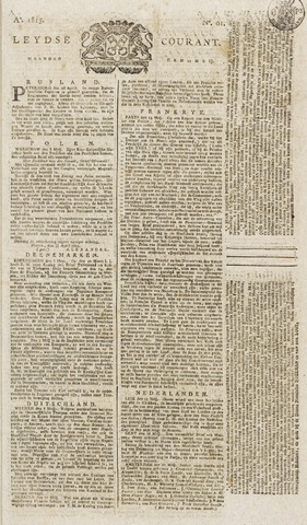 Leydse Courant 1815-05-22