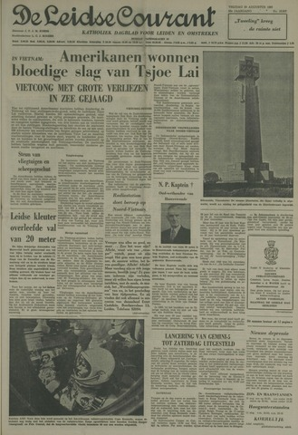 Leidse Courant 1965-08-20