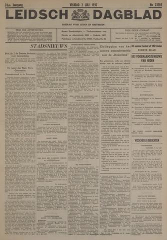 Leidsch Dagblad 1937-07-02