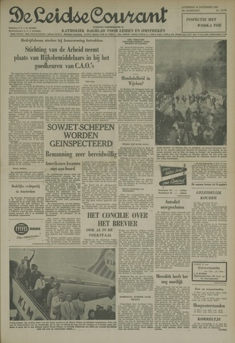 Leidse Courant 1962-11-10
