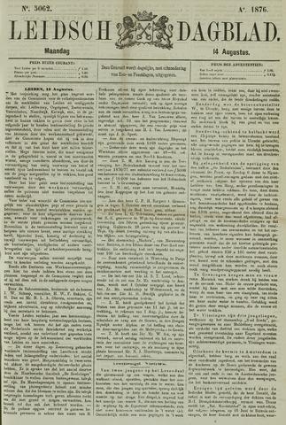 Leidsch Dagblad 1876-08-14