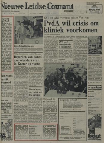 Nieuwe Leidsche Courant 1974-10-25