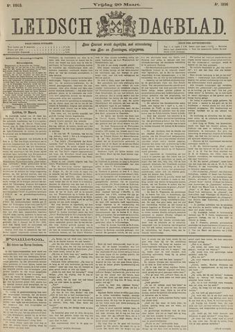 Leidsch Dagblad 1896-03-20