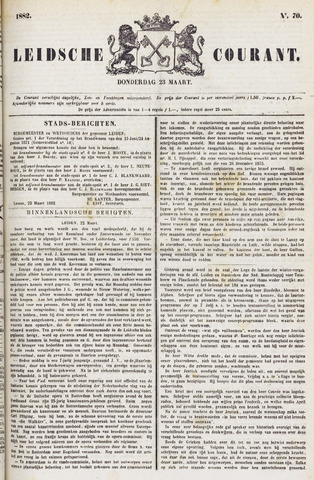 Leydse Courant 1882-03-23