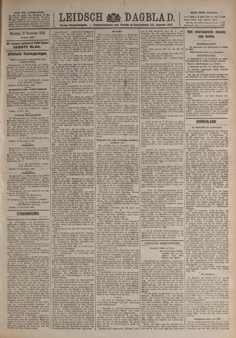 Leidsch Dagblad 1920-11-22