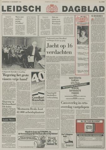 Leidsch Dagblad 1985-12-12