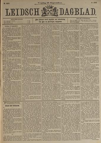 Leidsch Dagblad 1896-09-18