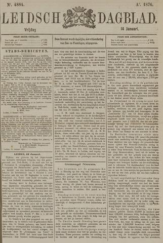 Leidsch Dagblad 1876-01-14