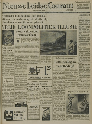 Nieuwe Leidsche Courant 1965-09-15