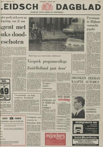 Leidsch Dagblad 1974-02-07