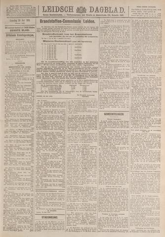 Leidsch Dagblad 1919-07-26