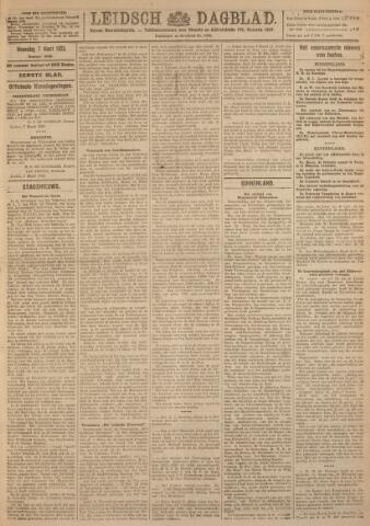 Leidsch Dagblad 1923-03-07