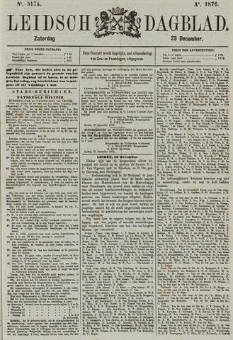 Leidsch Dagblad 1876-12-23